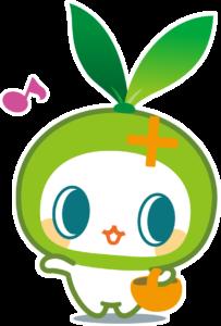 Vマークブランドキャラクター ブイーナちゃん